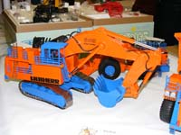 Construction Truck Scale Model Toy Show IMCATS-2008-068-s