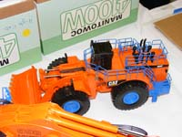 Construction Truck Scale Model Toy Show IMCATS-2008-070-s
