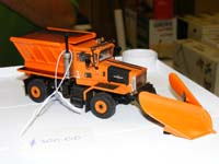 Construction Truck Scale Model Toy Show IMCATS-2008-074-s