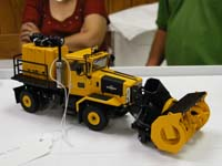Construction Truck Scale Model Toy Show IMCATS-2008-075-s