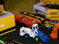 Construction Truck Scale Model Toy Show IMCATS-2008-082-s