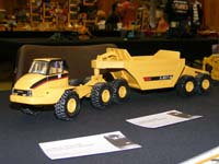 Construction Truck Scale Model Toy Show IMCATS-2008-099-s