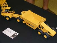 Construction Truck Scale Model Toy Show IMCATS-2008-100-s