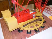 Construction Truck Scale Model Toy Show IMCATS-2008-114-s