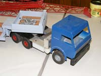 Construction Truck Scale Model Toy Show IMCATS-2008-115-s