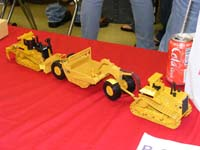 Construction Truck Scale Model Toy Show IMCATS-2008-134-s