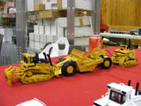 Construction Truck Scale Model Toy Show IMCATS-2008-136-s