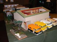 Construction Truck Scale Model Toy Show IMCATS-2008-143-s