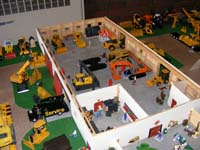 Construction Truck Scale Model Toy Show IMCATS-2008-161-s
