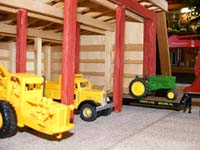 Construction Truck Scale Model Toy Show IMCATS-2008-171-s
