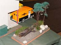 Construction Truck Scale Model Toy Show IMCATS-2008-175-s
