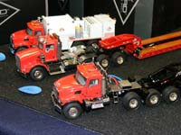 Construction Truck Scale Model Toy Show IMCATS-2008-181-s