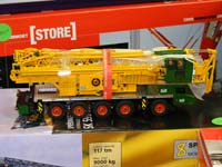 Construction Truck Scale Model Toy Show IMCATS-2008-182-s