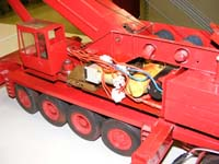 Construction Truck Scale Model Toy Show IMCATS-2008-185-s