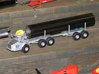 Construction Truck Scale Model Toy Show IMCATS-2008-193-s