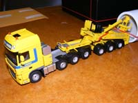 Construction Truck Scale Model Toy Show IMCATS-2008-196-s