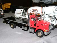 Construction Truck Scale Model Toy Show IMCATS-2008-201-s