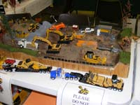 Construction Truck Scale Model Toy Show IMCATS-2008-206-s