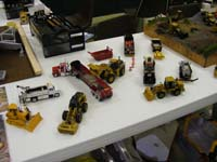 Construction Truck Scale Model Toy Show IMCATS-2008-207-s