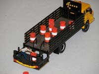 Construction Truck Scale Model Toy Show IMCATS-2008-209-s