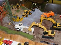 Construction Truck Scale Model Toy Show IMCATS-2008-210-s