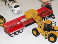 Construction Truck Scale Model Toy Show IMCATS-2008-211-s