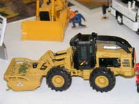 Construction Truck Scale Model Toy Show IMCATS-2008-212-s
