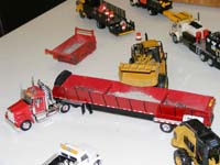 Construction Truck Scale Model Toy Show IMCATS-2008-213-s