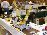 Construction Truck Scale Model Toy Show IMCATS-2008-215-s