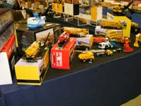 Construction Truck Scale Model Toy Show IMCATS-2008-218-s