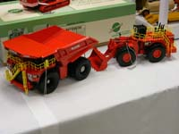 Construction Truck Scale Model Toy Show IMCATS-2009-007-s