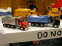 Construction Truck Scale Model Toy Show IMCATS-2009-009-s