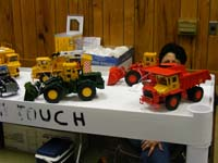 Construction Truck Scale Model Toy Show IMCATS-2009-010-s