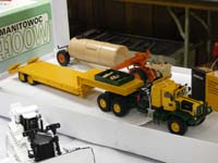 Construction Truck Scale Model Toy Show IMCATS-2009-011-s