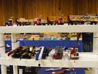 Construction Truck Scale Model Toy Show IMCATS-2009-013-s