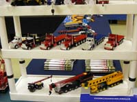 Construction Truck Scale Model Toy Show IMCATS-2009-014-s
