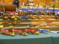 Construction Truck Scale Model Toy Show IMCATS-2009-015-s