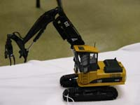 Construction Truck Scale Model Toy Show IMCATS-2009-021-s