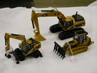 Construction Truck Scale Model Toy Show IMCATS-2009-025-s