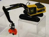 Construction Truck Scale Model Toy Show IMCATS-2009-028-s