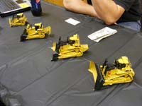Construction Truck Scale Model Toy Show IMCATS-2009-031-s