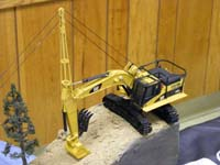 Construction Truck Scale Model Toy Show IMCATS-2009-036-s