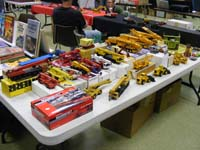 Construction Truck Scale Model Toy Show IMCATS-2009-041-s