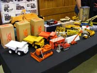 Construction Truck Scale Model Toy Show IMCATS-2009-043-s