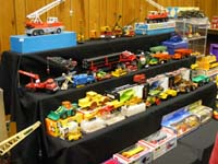 Construction Truck Scale Model Toy Show IMCATS-2009-045-s