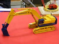 Construction Truck Scale Model Toy Show IMCATS-2009-050-s
