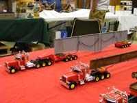Construction Truck Scale Model Toy Show IMCATS-2009-052-s