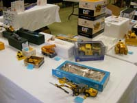 Construction Truck Scale Model Toy Show IMCATS-2009-056-s