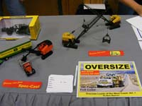 Construction Truck Scale Model Toy Show IMCATS-2009-058-s