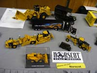 Construction Truck Scale Model Toy Show IMCATS-2009-060-s
